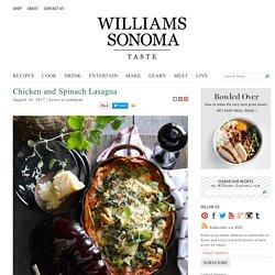 Fast and Easy Chicken Spinach Lasagna Recipe