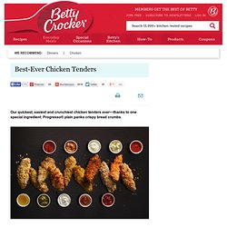 Best-Ever Chicken Tenders
