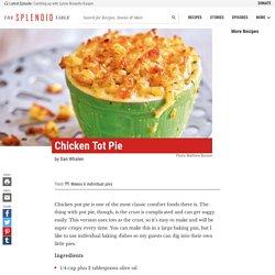 Chicken Tot Pie