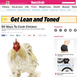 50 Ways To Cook Chicken