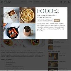 Chickpea Flour Crêpes (Puda) recipe on Food52
