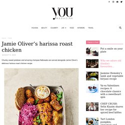 Jamie Oliver's harissa roast chicken recipe with chickpea flatbreads - YOU Magazine