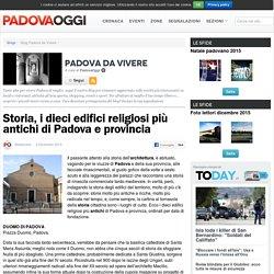 Chiese antiche a Padova - Blog