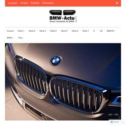 BMW signe un chiffre d'affaires et des bénéfices records en 2015