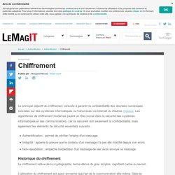 Que signifie Chiffrement? - Definition IT de Whatis.fr