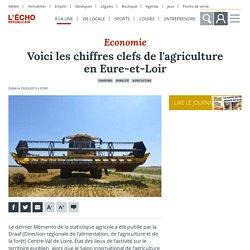 L ECHO REPUBLICAIN 03/03/19 Voici les chiffres clefs de l'agriculture en Eure-et-Loir
