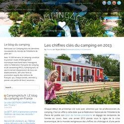 Les chiffres clés du camping en 2013 - CampingActu