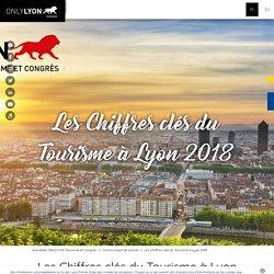 Les Chiffres clés du Tourisme à Lyon 2018 - Lyon France