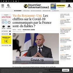 Les chiffres sur le Covid-19 communiqués par la France sont-ils fiables?