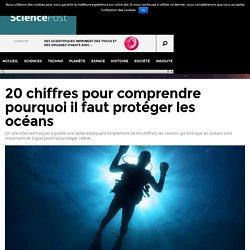 20 chiffres pour comprendre pourquoi il faut protéger les océans