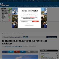 10 chiffres à connaître sur la France et le nucléaire