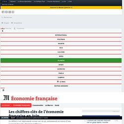Les chiffres-clés de l'économie française en juin
