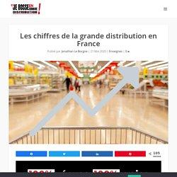 Doc 3:Les chiffres de la grande distribution en France