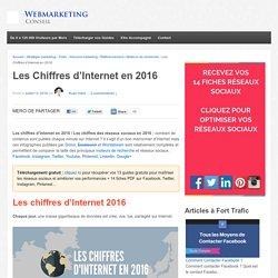 ▶ Tous les Chiffres d'Internet en 2016 [Guide Complet]