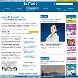 La ronde des chiffres du «journalisme de données» - Culture - la-Croix.com