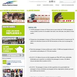 3 Juin 2014 : Journée nationale de sécurité routière aux passages à niveau