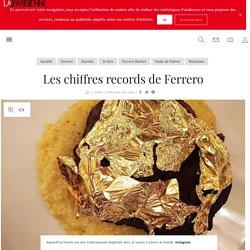 Les chiffres records de Ferrero - La Parisienne