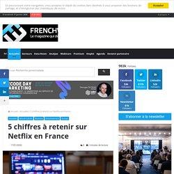 5 chiffres à retenir sur Netflix en France