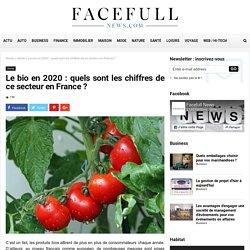 Le bio en 2020 : quels sont les chiffres de ce secteur en France ? - Facefull News