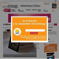 6 chiffres clés du livre en France (Synthèse)