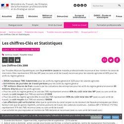 Les chiffres-Clés et Statistiques - De quoi parle-t-on ?