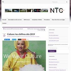 Culture: les chiffres clés 2019 - Tourisme Culturel