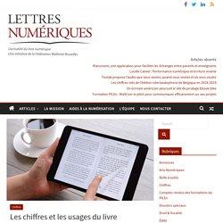 Les chiffres et les usages du livre numérique en France