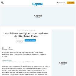 Les chiffres vertigineux du business de Stéphane Plaza