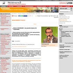 Simon CHIGNARD- Les grands enjeux de l'opendata