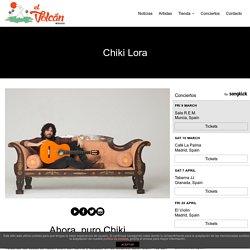 Chiki Lora - El Volcán Música