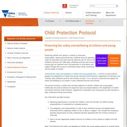 Child Protection Protocol