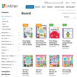 Children's Board Books, Board Books for Kids Australia - Hinkler