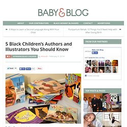5 Black Children's Authors and Illustrators You Should Know