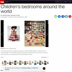 Children's bedrooms around the world