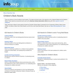 Children's Book Awards