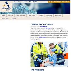 Children in Car Crashes - Altizer Law