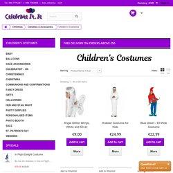 Children Christmas Costumes