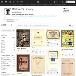 Children's Library : Free Books : Free Texts