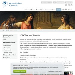 Children and Families - National Gallery of Slovenia