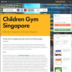 Children Gym Singapore
