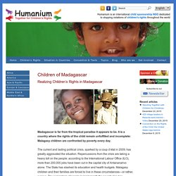Humanium – Together for Children's Rights