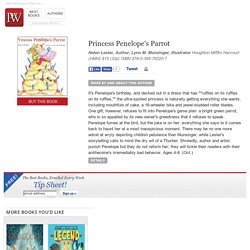 Princess Penelope's Parrot by Helen Lester,