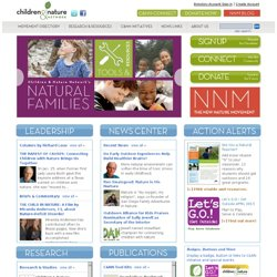 Children & Nature Network (C&NN)