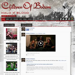 Children Of Bodom Hate Crew Official Website - www.cobhc.com