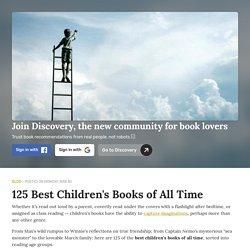 125 Best Children's Books of All Time