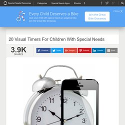 20 Visual Timers For Children With Special Needs