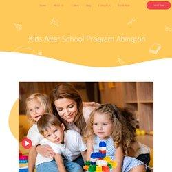 Children Summer Camp Abington
