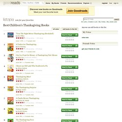 Best Children's Thanksgiving Books (47 books)