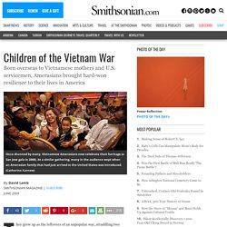 Children of the Vietnam War