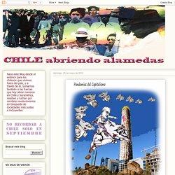 CHILE abriendo alamedas: 1/05/12 - 1/06/12